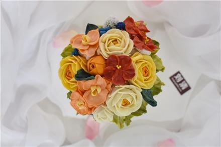 韩式裱花蛋糕作品集新出炉,被惊艳到无话可说!