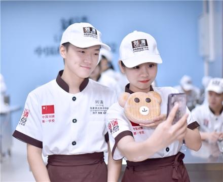 刘清烘焙学校好不好?0距离公开这家烘焙培训学校的上课现场